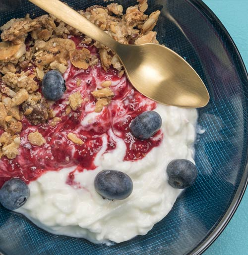 Grain-Free Granola - Digestive Nutrition Clinic
