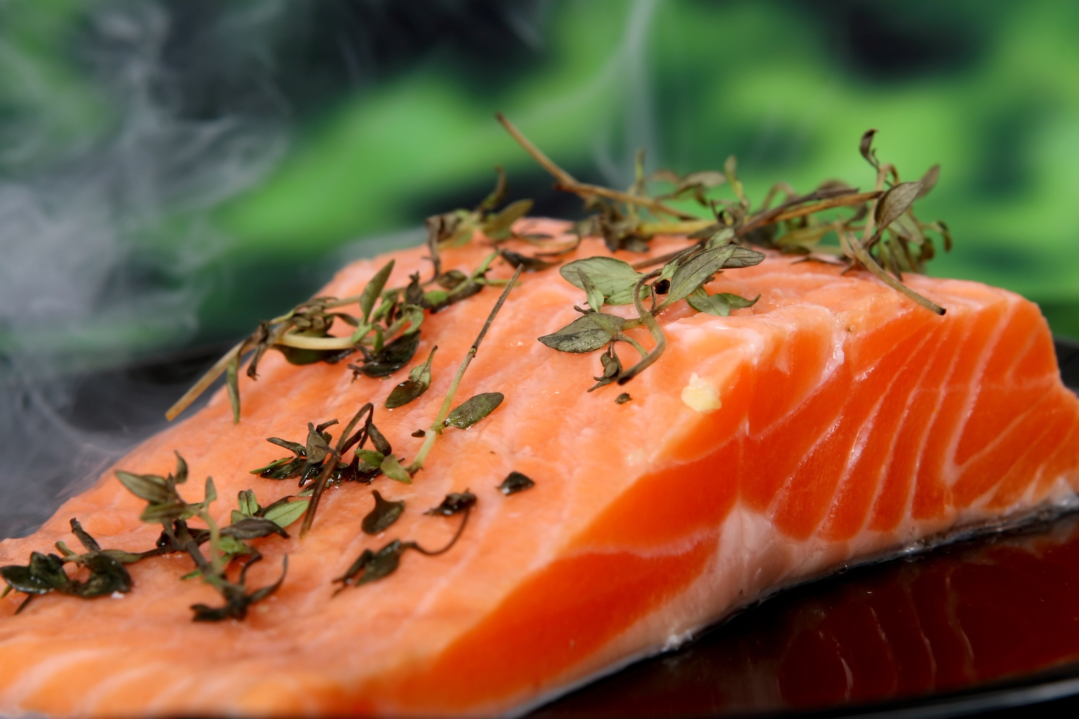 salmon clean fodmap